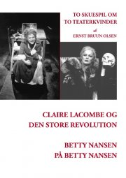 claire lacombe og den store revolution og betty nansen på betty nansen - bog