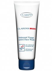 clarins - men active ansigtsrens 125 ml. - Hudpleje