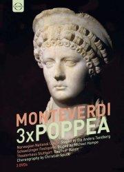 claudio monteverdi - monteverdi: poppea box - DVD