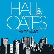 hall and oates - the singles - cd
