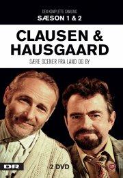 clausen og hausgaard box  - 2-dvd