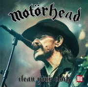 motorhead - clean your clock - deluxe box-set  - 2Lp+Cd+Dvd