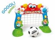 clementoni fodboldmål aktivitetslegetøj til baby - Babylegetøj