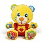 clementoni aktivitetsbamse - lære bamse - Babylegetøj