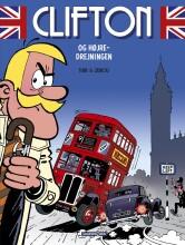 clifton 1 - clifton og højredrejningen - Tegneserie