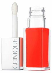 clinique pop lacquer lip colour + primer - happy pop - Makeup