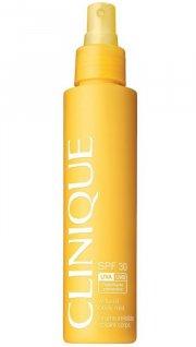 clinique sun - virtu oil body mist spf30 144 ml - Hudpleje