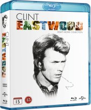 clint eastwood collection boks - Blu-Ray