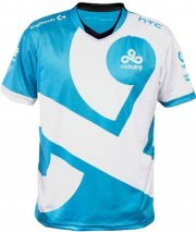 cloud9 player jersey / esport trøjer - s - Merchandise