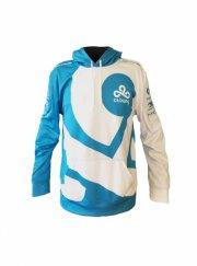 cloud9 hoodie / esport trøjer 2018 - 2xl - Merchandise