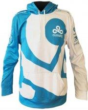 cloud9 hoodie / esport trøjer 2018 - 3xl - Merchandise