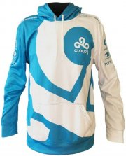 cloud9 hoodie / esport trøjer 2018 - l - Merchandise