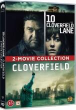 cloverfield // 10 cloverfield lane - DVD