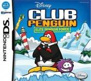 club penguin - elite penguin force - dk - nintendo ds