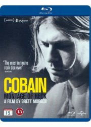 cobain - montage of heck - Blu-Ray