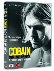 cobain: montage of heck - dokumentar om kurt cobain fra 2015 - DVD