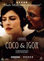 coco chanel og igor stravinsky - DVD