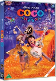 coco - disney pixar - DVD