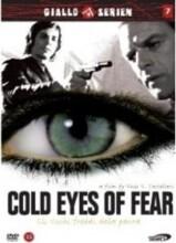 cold eyes of fear / gli occhi freddi della paura - DVD