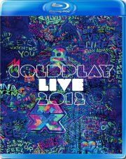 coldplay - live 2012  - BLU-RAY+CD