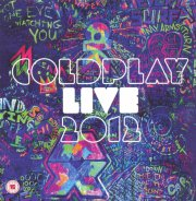 coldplay - live 2012  - cd+dvd