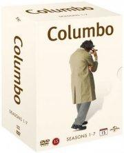 columbo - sæson 1-7 - DVD