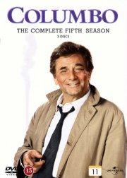 columbo - sæson 5 - DVD