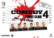 comedy fight club - det nye kuld - sæson 4 - DVD