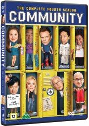 community - sæson 4 - DVD