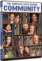 community - sæson 5 - DVD
