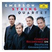 emerson string quartet - complete recordings on deutsche grammophon  - 52Cd