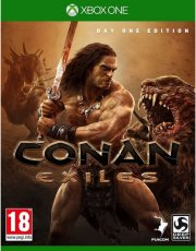 conan exiles: day one edition - xbox one
