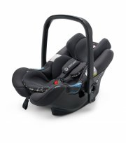 concord autostol til baby + clip - 0-13 kg - air safe - sort - Babyudstyr