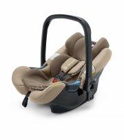 concord autostol til baby + clip - 0-13 kg - air safe - beige - Babyudstyr