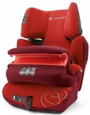 concord transformer pro autostol 9-36 kg - rød - Babyudstyr