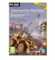 construction machines simulator (2016) - PC