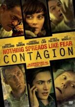 contagion - DVD