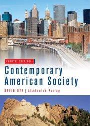 contemporary american society - bog