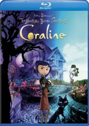 Image of   Coraline - Blu-Ray