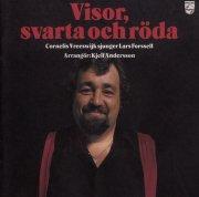 cornelis vreeswijk - visor svarta och röda (limited rsd 2017 red vinyl edition) - Vinyl / LP