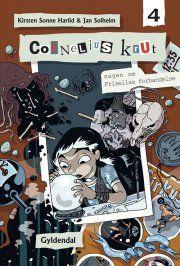 cornelius krut 4 - sagen om frizellas forbandelse - bog