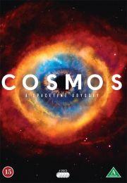 cosmos: a spacetime odyssey - sæson 1 - DVD