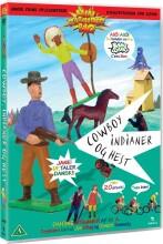 cowboy indianer og hest - 20 afsnit - DVD