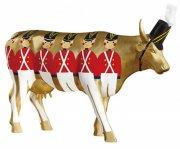 cow parade ko - moockette - stor - 32x22cm - Til Boligen