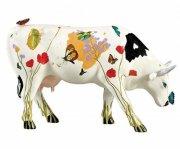 cow parade ko - ramone - stor - 28x18cm - Til Boligen