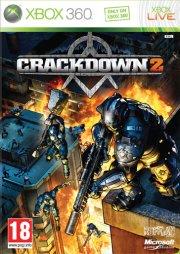 crackdown 2 (nordic) - xbox 360