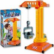 legetøjs kran - 51 cm - Køretøjer Og Fly