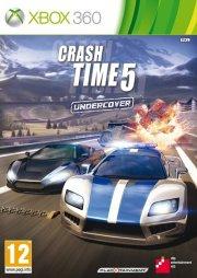 crash time 5 undercover - xbox 360