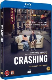 crashing - sæson 1 - hbo - Blu-Ray