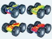 legetøjsbil - crazy flippy stunt truck - Køretøjer Og Fly